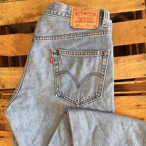 Levi Strauss & Co. Men's 550 jeans